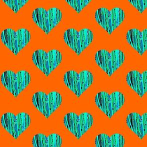Bamboo Hearts II