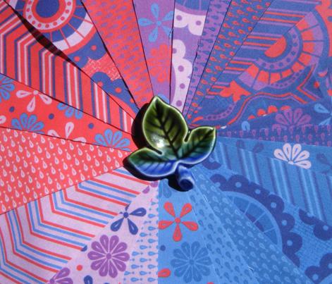 Peoria Mu - Flowerburst (Blues)