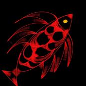 Red Fish Yellow Eye