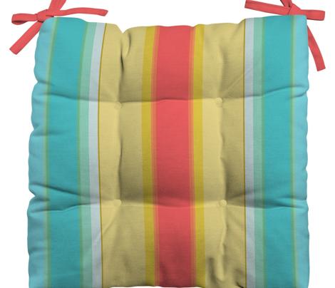 sandcastle deckchair stripe