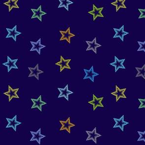 dark baby stars