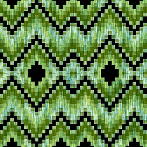 Pine Forest Bargello