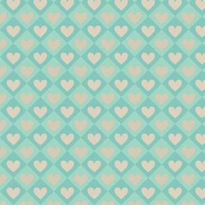 Hearts'n'checks