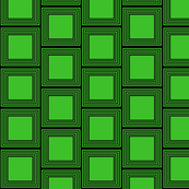 black and green squares