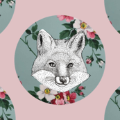 fox___flowers_pink