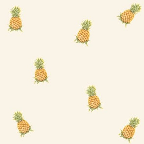 PINEAPPLES Bright Natural
