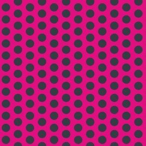 Polka Dots Bright - Tribal Dance  - © PinkSodaPop 4ComputerHeaven.com