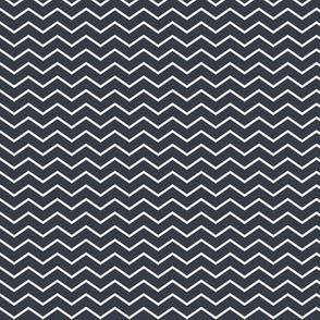 Chevron Mini White & Black - Tribal Dance  - © PinkSodaPop 4ComputerHeaven.com