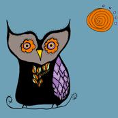Mosaic Owls