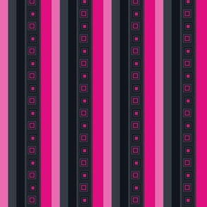 Stripes & Squares - Tribal Dance  - © PinkSodaPop 4ComputerHeaven.com