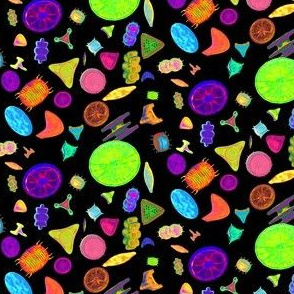 Diatoms Psychedelic