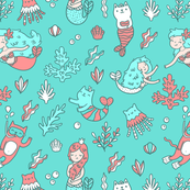 Rmermaid-cat-seamless-pattern-spoonflower_shop_thumb