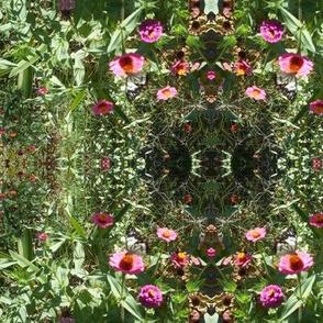 Fluttering By the Wild Garden (Ref. 0353)