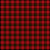 "Wallace clan tartan small (.8"" repeat)"