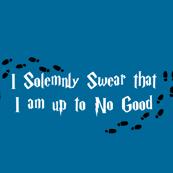 Solemnly Swear Blue