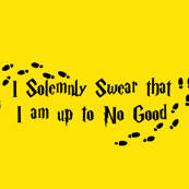 Solemnly Swear Yellow