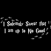 Solemnly Swear Black
