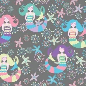 Night-Night Mermaids
