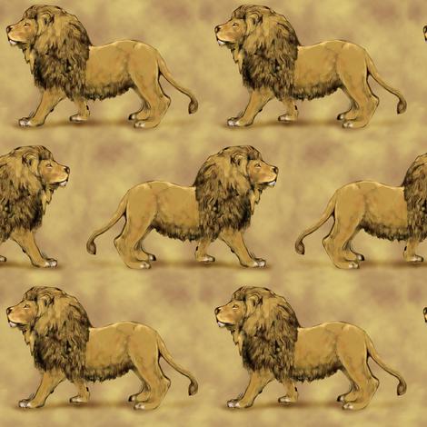 Nubian Lion