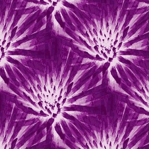 reverse purple burst