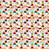 sushi-pattern