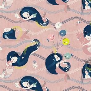 PJ Mermaid & theBlowfishes
