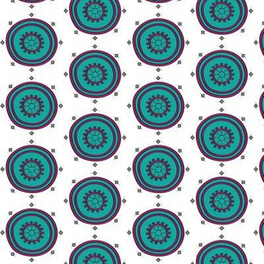 Moroccan Circles #3