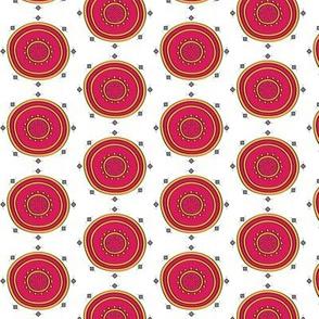 Moroccan Circles #4