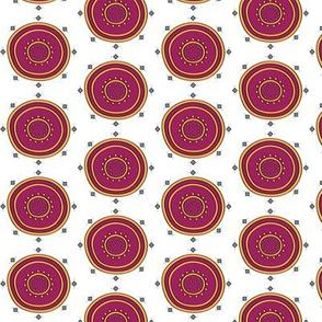 Moroccan Circles #5