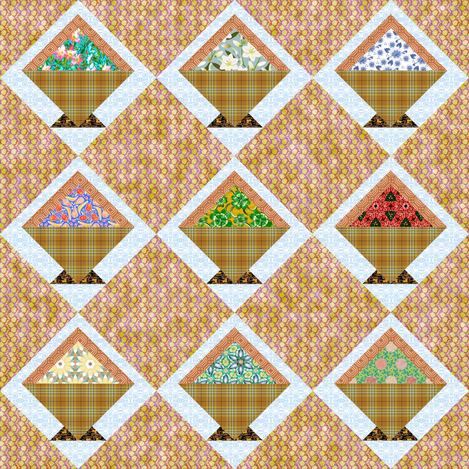 Flower Basket Cheater