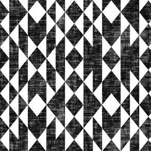 Geos Black & White -Texture