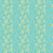 Yellow Climbing Flowers