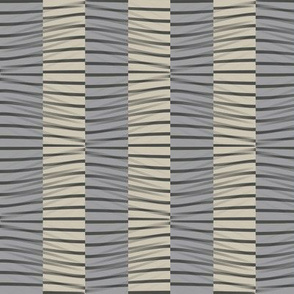 Topography of Line (ray and Taupe)