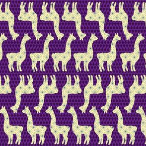 origami llamas