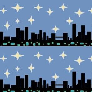 City Noon