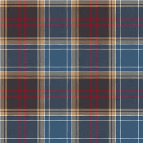 Michigan tartan - downstate