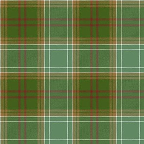 Michigan tartan - grasslands
