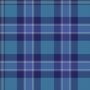 St. Andrews' Highland Games plaid III