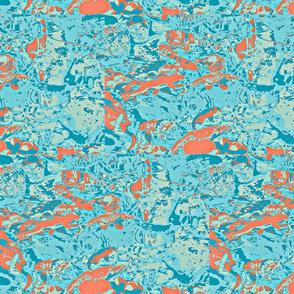 Koi Abstract