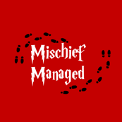 Mischief Managed Red