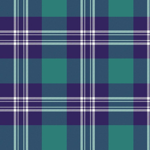 Earl of St. Andrews / St. Andrews District tartan - alternate colorway