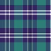 Earl of St. Andrews / St. Andrews District tartan - alternate colorway