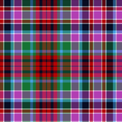 Gordon Red tartan I