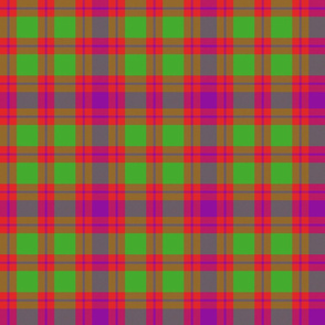 Logan tartan light