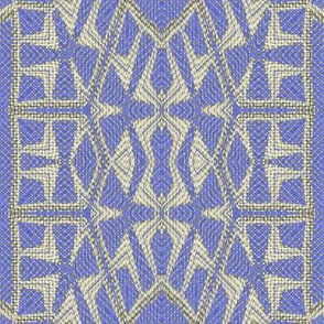 Nordic periwinkle textured