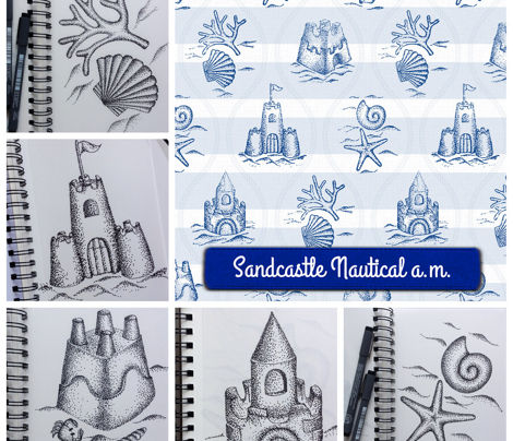 Sandcastle Nautical a.m.