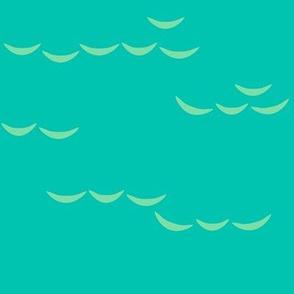 Sea Waves - Summer Daydream - © PinkSodaPop 4ComputerHeaven.com