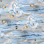 Only the Sandpiper saw