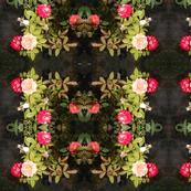 Floral Dance in the Rose Garden (Ref. 3333)