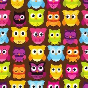 Owl Grid
